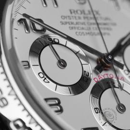RO22609S Rolex Cosmograph Daytona 'White Gold' Close5