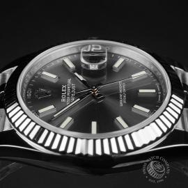 RO22583S Rolex Datejust 41 Unworn Close6
