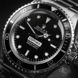 RO1966P Rolex Vintage Submariner 'Comex' Close9