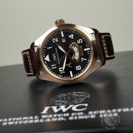 IW22448S IWC Pilot's Watch UTC Rose Gold Close10