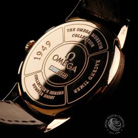 OM22198S Omega  Museum Collection No.8 'Racend Timer' Close9