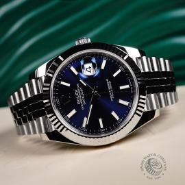 RO22044S Rolex Datejust 41 Close10