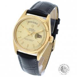20075S Rolex Vintage Day Date Back 3