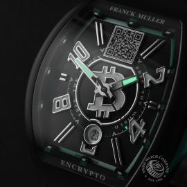 FM1948P Franck Muller Vanguard 'Encrypto' Limited Edition Close1