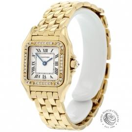 Cartier Ladies Panthere 18ct