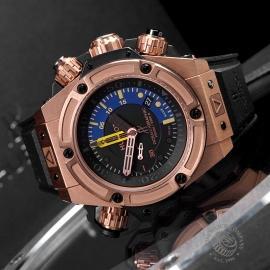 HU1885P Hublot King Power Oceanographic 1000 King Gold Close10