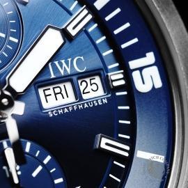IW21710S IWC Aquatimer Chronograph Close5 1