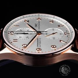 IW1888P IWC Portugieser Chronograph Close 6