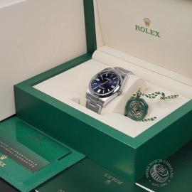 RO22449S Rolex Oyster Perpetual 41 Unworn Box