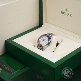 RO22285S Rolex GMT-Master II White Gold Unworn Box