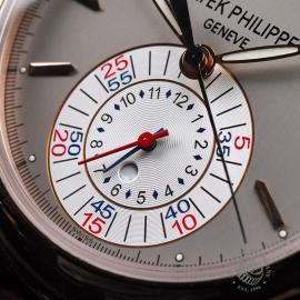 PK21618S Patek Philippe Annual Calendar Chronograph ref.5960R Close4