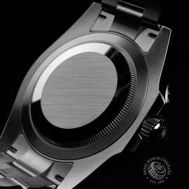 RO22681S Rolex GMT Master II 'Batman' Close9