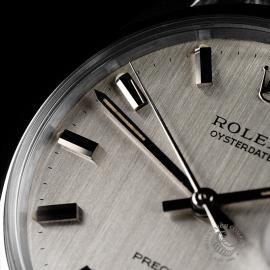 RO747F Rolex Oysterdate Precision Close 5 1