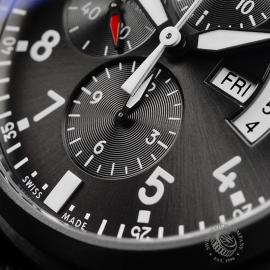 IW21828S IWC Pilots Double Chronograph 'Partouille Suisee'  Close4