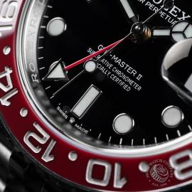RO21783S Rolex GMT Master II BLRO Close4 1