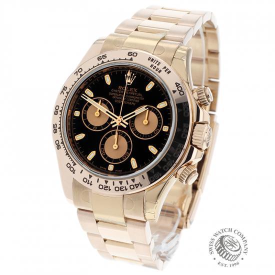 Rolex Daytona Everose Gold Unworn
