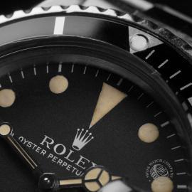 RO1970P Rolex Submariner Date 'Single Red' Close3 1