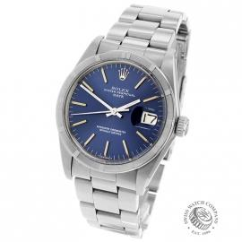RO1891P Rolex Date Vintage Oyster Perpetual Back