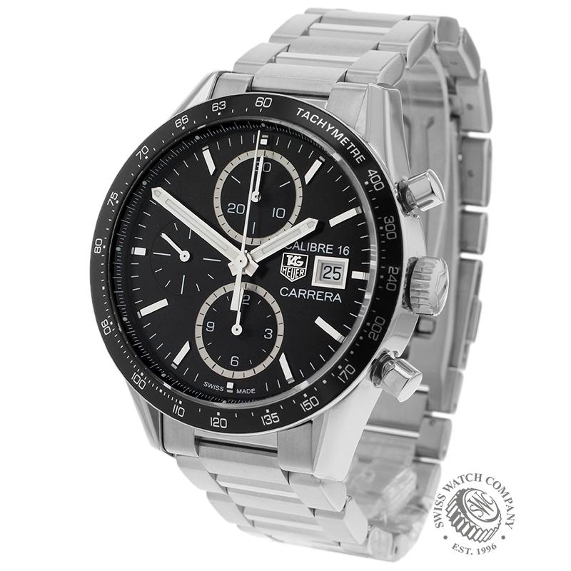 Tag Heuer Carrera Calibre 16 Automatic Chrono