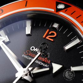 OM21969S Omega Seamaster Planet Ocean 600M Co-Axial Close3 1