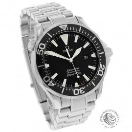 OM21882S Omega Seamaster Professional 300M Dial