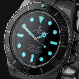 RO22372S Rolex Submariner Non-Date Close1