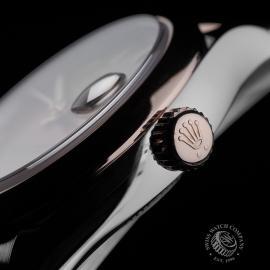 RO22560S Rolex Ladies Datejust Midsize Close8