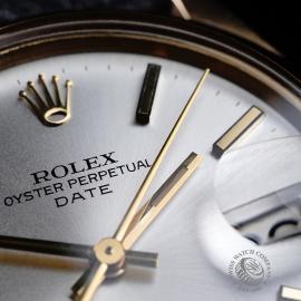 RO21812S Rolex Vintage Date 18ct Close5