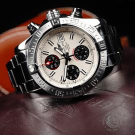 BR21849S Breitling Avenger II Japan Limited Edition Close10