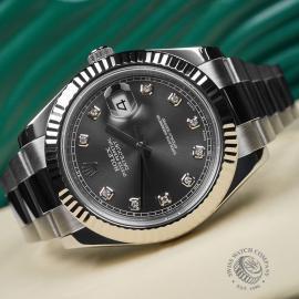RO22644S Rolex Datejust II Close1