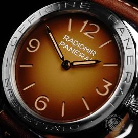 PA21873S Panerai Radiomir 3 Days Acciaio Brevettato Close2