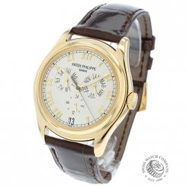 PK21281S Patek Philippe Annual Calendar 18ct Back