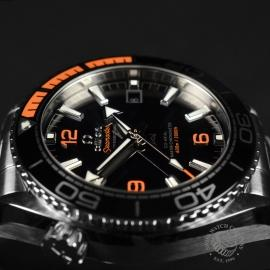 OM21393S Omega Planet Ocean Co-Axial Master Chronometer Close8