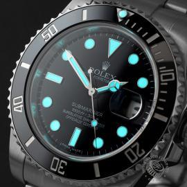 RO22466S Rolex Submariner Date Close 1