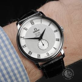 OM22119S Omega De Ville Prestige Wrist