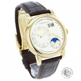 AL20144S A 1. Lange and Sohne Lange 1 Moonphase Dial