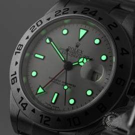 RO21616S Rolex Explorer II 16570 Close1
