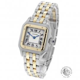 Cartier Ladies Panthere 2-Row