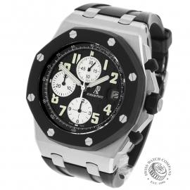 AP21821S Audemars Piguet Royal Oak Offshore Back