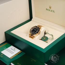 RO22317S Rolex Submariner Date 18ct Yellow Gold Box