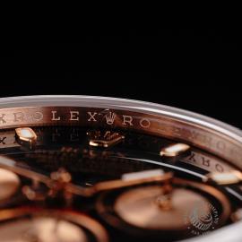 RO22074S Rolex Daytona Everose Gold Close5