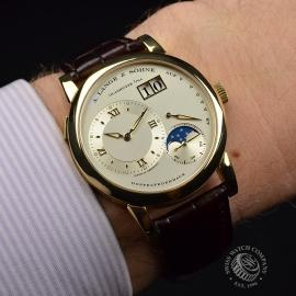 AL20144S A 1. Lange and Sohne Lange 1 Moonphase Wrist