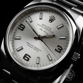 RO21432S Rolex Air King Close2