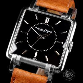 IW668F IWC Vintage Dress Watch Close 2