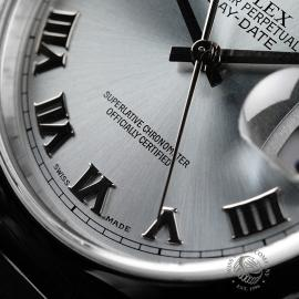 RO21951S Rolex Day-Date Platinum Close4
