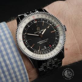 BR22278S Breitling Navitimer 1 Automatic 41 Wrist