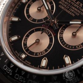 RO22239S Rolex Daytona Everose Gold Unworn Close4