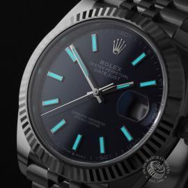 RO21968S Rolex Datejust 41 Unworn Close1