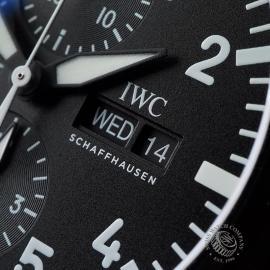IW21663S IWC Pilots Chronograph Close5 1
