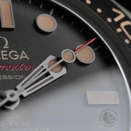 OM22513S Omega Seamaster 300M '007 Edition' Unworn Close5